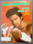 Sport Illustrated June 16, 1980 Roberto Duran