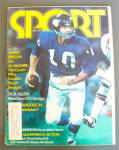 Sports Magazine December 1972 Jimmy Breslin