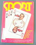 Sports Magazine June 1973 A. J Foyt/ Nolan Ryan