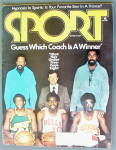 Click to view larger image of Sports Magazine March 1974 Which Coach Is A Winner (Image1)