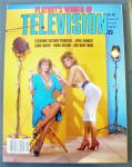 Click to view larger image of Playboy Magazine 1984 Playboy's Women Of Television (Image1)