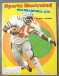 Click to view larger image of Sports Illustrated Magazine-Sept 9, 1974-Archie Griffin (Image2)
