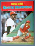 Sports Illustrated Magazine-October 20, 1975-Reds & Sox