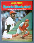 Click to view larger image of Sports Illustrated Magazine-October 20, 1975-Reds & Sox (Image2)