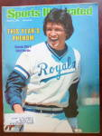 Sports Illustrated Magazine Mar 20, 1978 Clint Hurdle