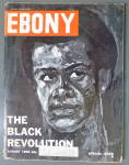 Ebony Magazine August 1969 The Black Revolution