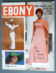 Click to view larger image of Ebony Magazine October 1974 New Aretha Franklin (Image1)