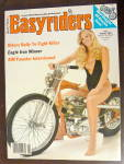 Easyriders August 1986 Aim Founder