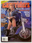 Easyriders April 1990 Foxy Rider