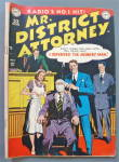 Mr. District Attorney Comics #12 November 1949
