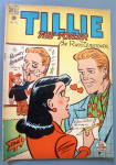 Tillie The Toiler Comics #213 1948 Meets Nobleman