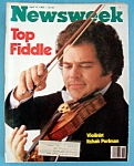 Newsweek Magazine - April 14, 1980 - Top Fiddle