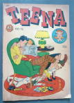 Teena Comic #12 1948 Guide For Babysitters