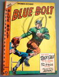 Blue Bolt Comic Vol.9-No.6 November 1948 Dick Cole