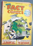 Real Fact Comic #17 November 1948 An Armored Car