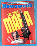 Newsweek Magazine - January 5, 1981 - The New Mafia
