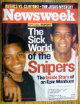 Newsweek Magazine-November 4, 2002-World Of Snipers