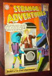 Strange Adventures Comics #111 Secret Of Last Earthman
