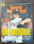 Sports Illustrated Magazine-May 13, 1991-Roger Clemens