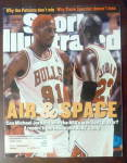 Click to view larger image of Sports Illustrated-October 23, 1995-Jordan & Rodman (Image1)