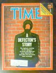 Click to view larger image of Time Magazine-February 11, 1985-Defector's Story (Image1)
