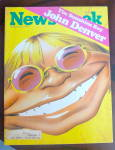 Newsweek Magazine-December 20, 1976-John Denver