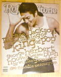 Click here to enlarge image and see more about item 20442: Rolling Stone-January 9, 1992-Michael Jackson