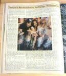 Click to view larger image of Rolling Stone-March 19, 1992-Wayne's World  (Image6)