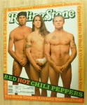 Click here to enlarge image and see more about item 20453: Rolling Stone-June 25, 1992-Red Hot Chili Peppers