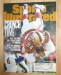 Click to view larger image of Sports Illustrated-January 12, 1998-Crunch Time (Image1)