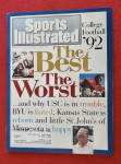 Sports Illustrated-August 31, 1992-The Best/The Worst