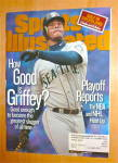 Sports Illustrated Magazine-May 17, 1999-Ken Griffey Jr