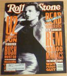 Click here to enlarge image and see more about item 20468: Rolling Stone-October 1, 1992-U2: Serious Fun