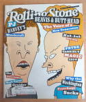 Click here to enlarge image and see more about item 20507: Rolling Stone Magazine August 19, 1993 Beavis/Butthead