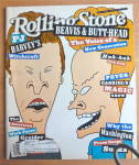 Click to view larger image of Rolling Stone Magazine August 19, 1993 Beavis/Butthead (Image2)