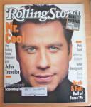 Click to view larger image of Rolling Stone Magazine February 22, 1996 John Travolta (Image1)
