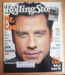 Click to view larger image of Rolling Stone Magazine February 22, 1996 John Travolta (Image2)