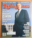 Click to view larger image of Rolling Stone Magazine December 9, 1993 Bill Clinton (Image2)