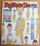 Click to view larger image of Rolling Stone Magazine March 24, 1994 Beavis/Butthead (Image2)
