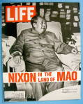 Click to view larger image of Life Magazine-March 3, 1972-Nixon In The Land Of Mao (Image1)