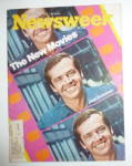 Click to view larger image of Newsweek Magazine-December 7, 1970-Jack Nicholson (Image1)