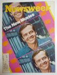Click to view larger image of Newsweek Magazine-December 7, 1970-Jack Nicholson (Image2)
