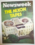 Newsweek Magazine-July 30, 1973-Nixon Tapes