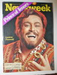 Click to view larger image of Newsweek Magazine-March 15, 1976-Luciano Pavarotti  (Image1)