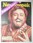 Click to view larger image of Newsweek Magazine-March 15, 1976-Luciano Pavarotti  (Image2)