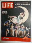 Life Magazine-March 18, 1957-Beatrice Lillie