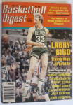 Click here to enlarge image and see more about item 20627: Basketball Digest March 1980 Larry Bird