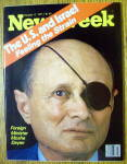 Newsweek Magazine-October 17, 1977-U. S. And Israel