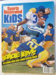 Sports Illustrated For Kids Magazine October 1989