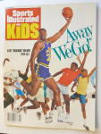 Click to view larger image of Sports Illustrated For Kids Magazine November 1989  (Image2)